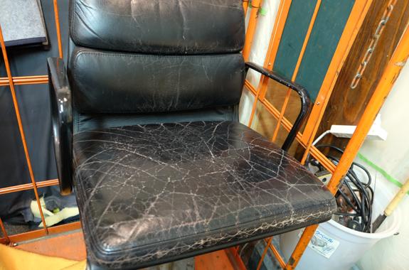 ソファ縫製修理